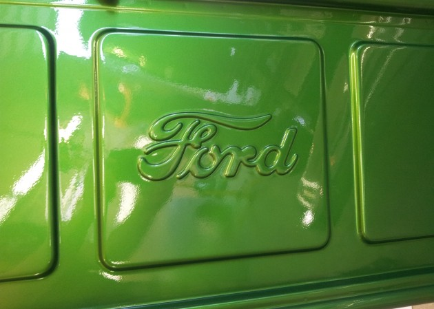 Restored Ford Pickup Truck 3