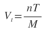 Velocity of Money Formula