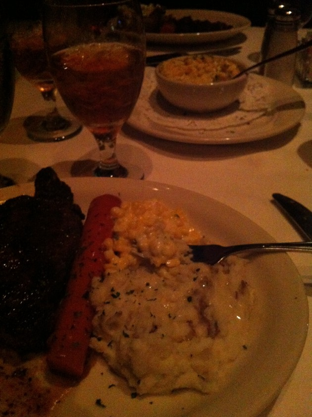 Bob's Steak and Chop House in Omni Hotel Dallas Texas
