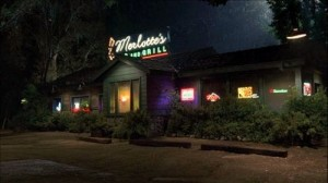 Sam Merlotte Bar and Grill from True Blood