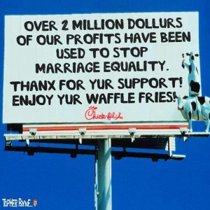 Chick-fil-A Donations to Anti-Gay Group