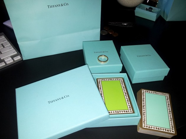 Tiffany and Company Gifts