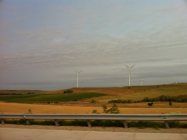 Kansas Windmills