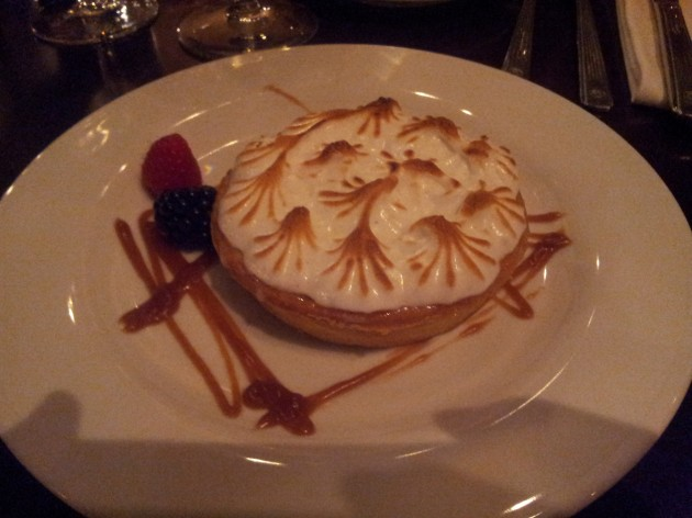 Key Lime Pie at Buffalo Thunder Hilton