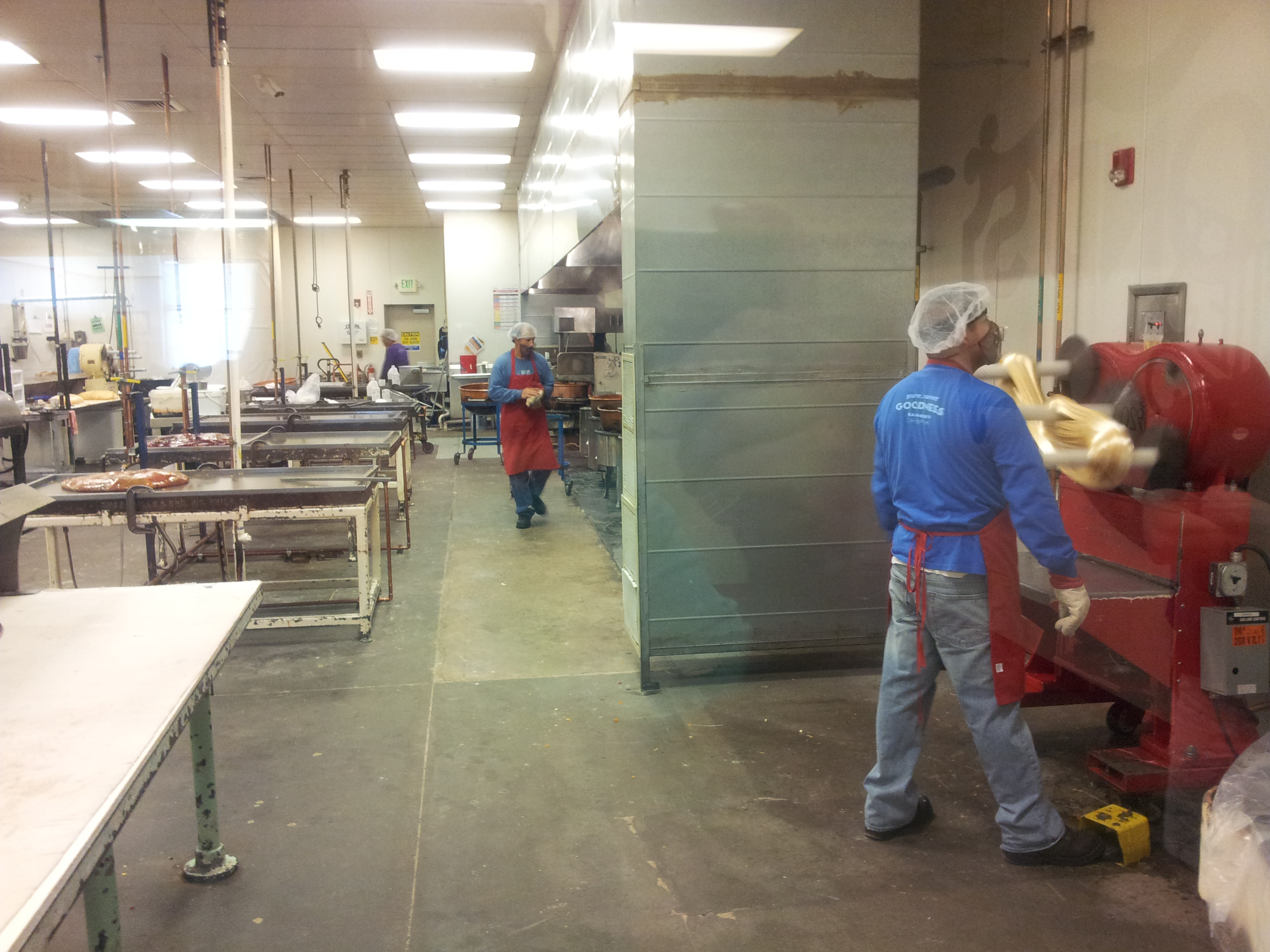 Behind the Scenes Hammond's Candies Factory Tour in Denver