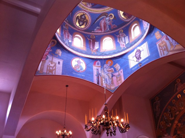 Santa Fe New Mexico Holy Trinity Greek Orthodox Church
