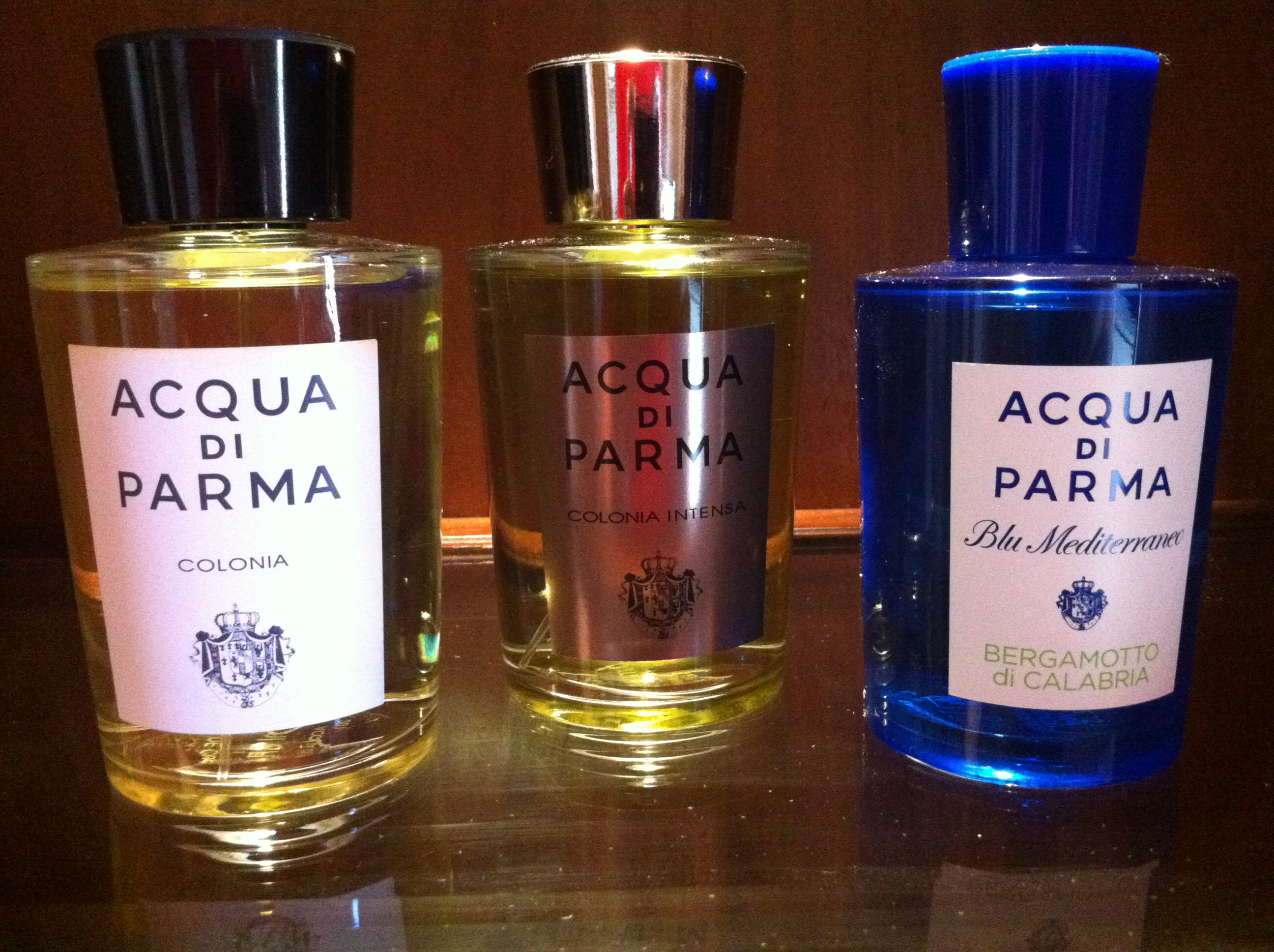 Acqua di Parma Fragrances and Colognes