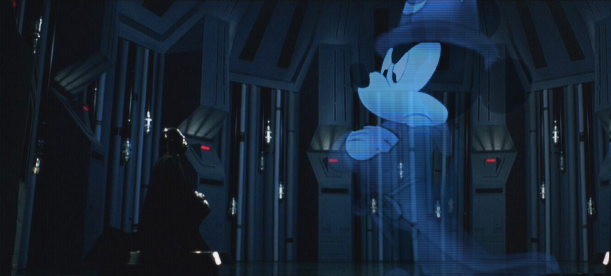 Disney Buys Lucasfilms Darth Vader and Mickey Mouse