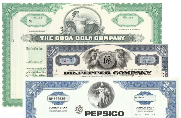 Coca-Cola Pepsi and Dr Pepper Have 88 Percent Combined Market Share