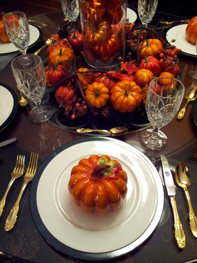 Thanksgiving Tablescape Other View Copyright Joshua Kennon