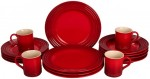 Cherry Red Le Creuset Dinnerware