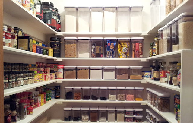 Well Stocked Pantry Project I