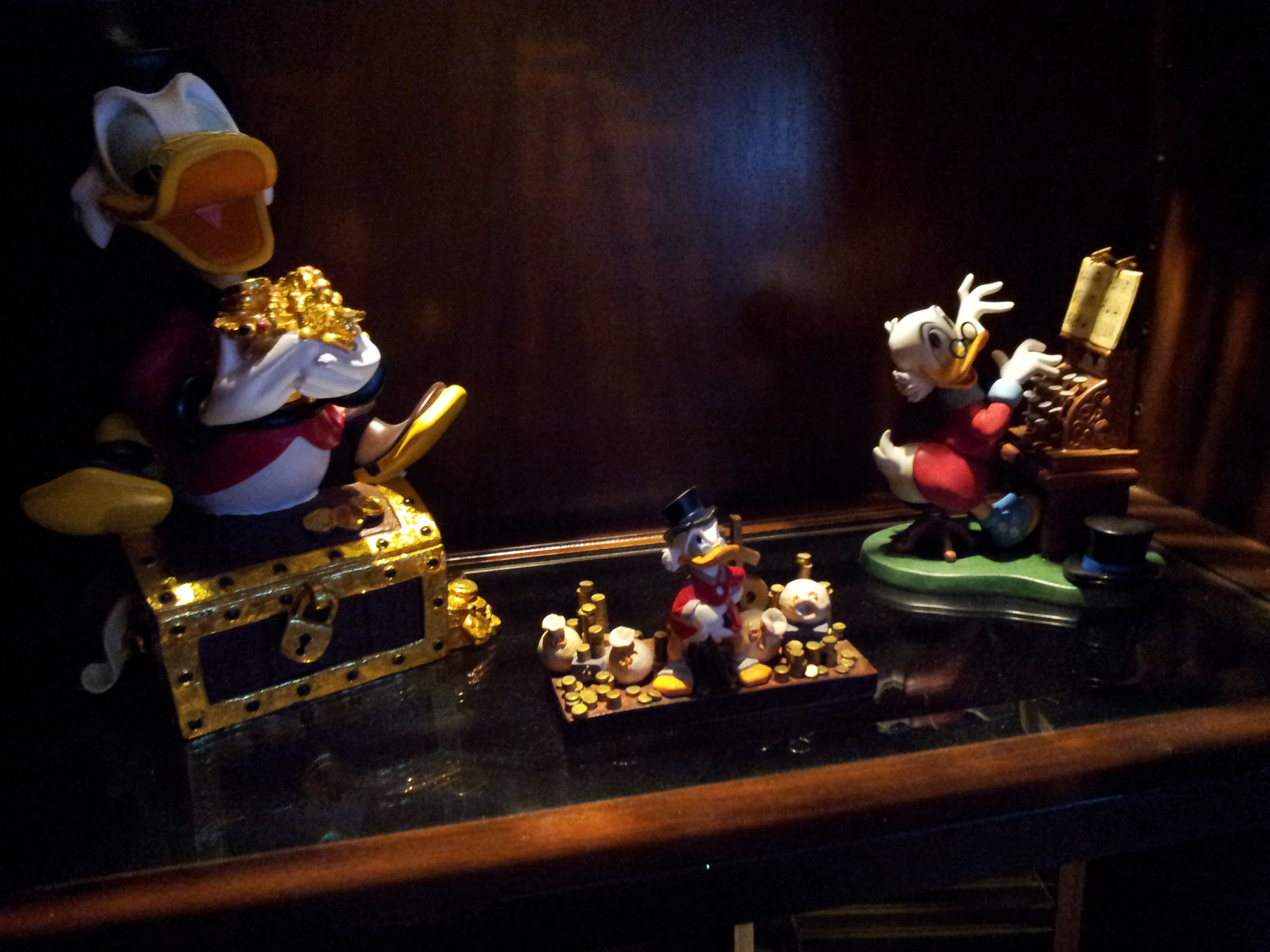 Joshua Kennon Scrooge McDuck Collection - February 12 2013 Part 3