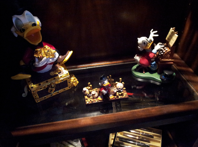 Scrooge McDuck Collectibles III