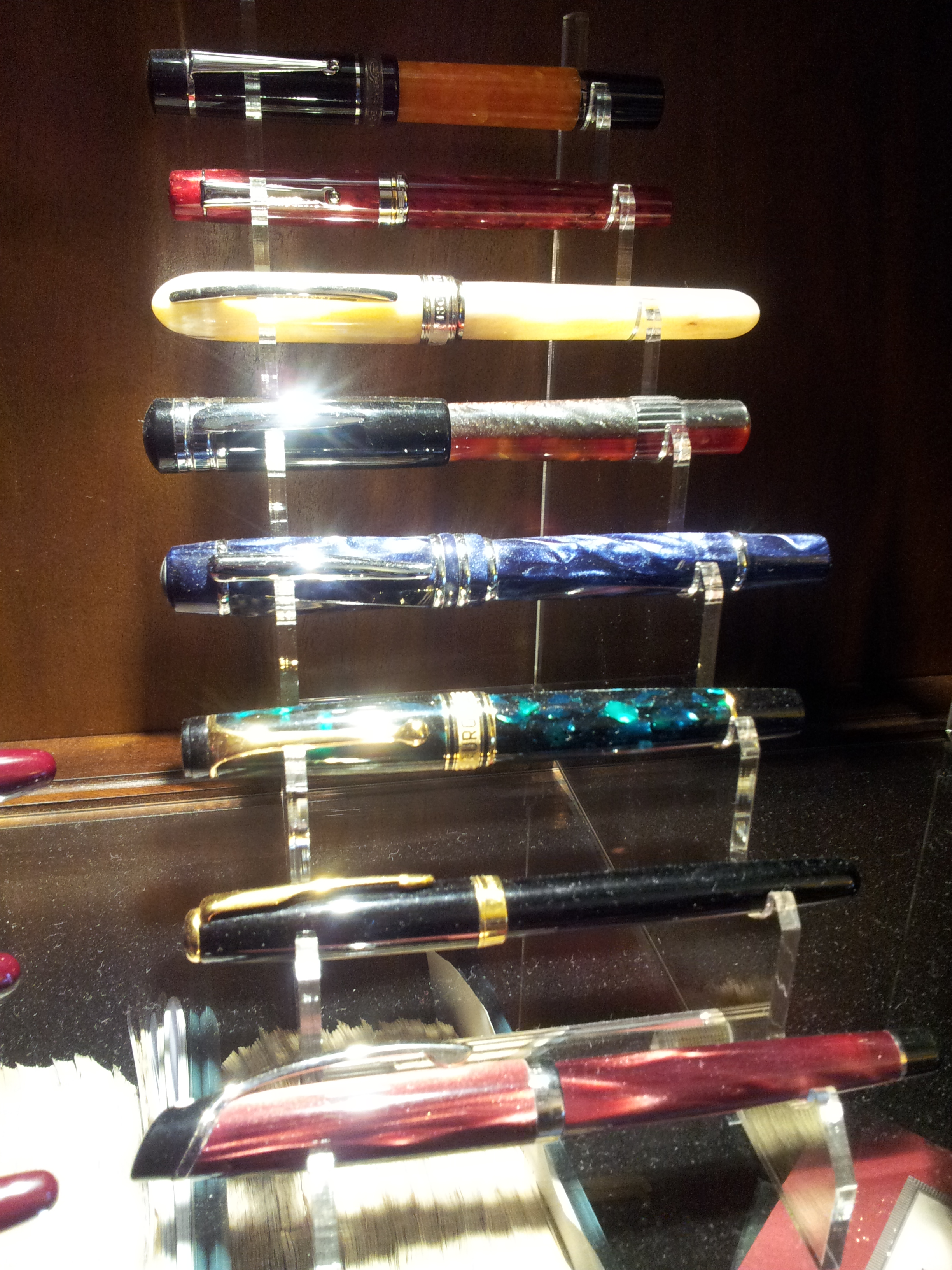 Partial Fountain Pen Collection - Joshua Kennon 3