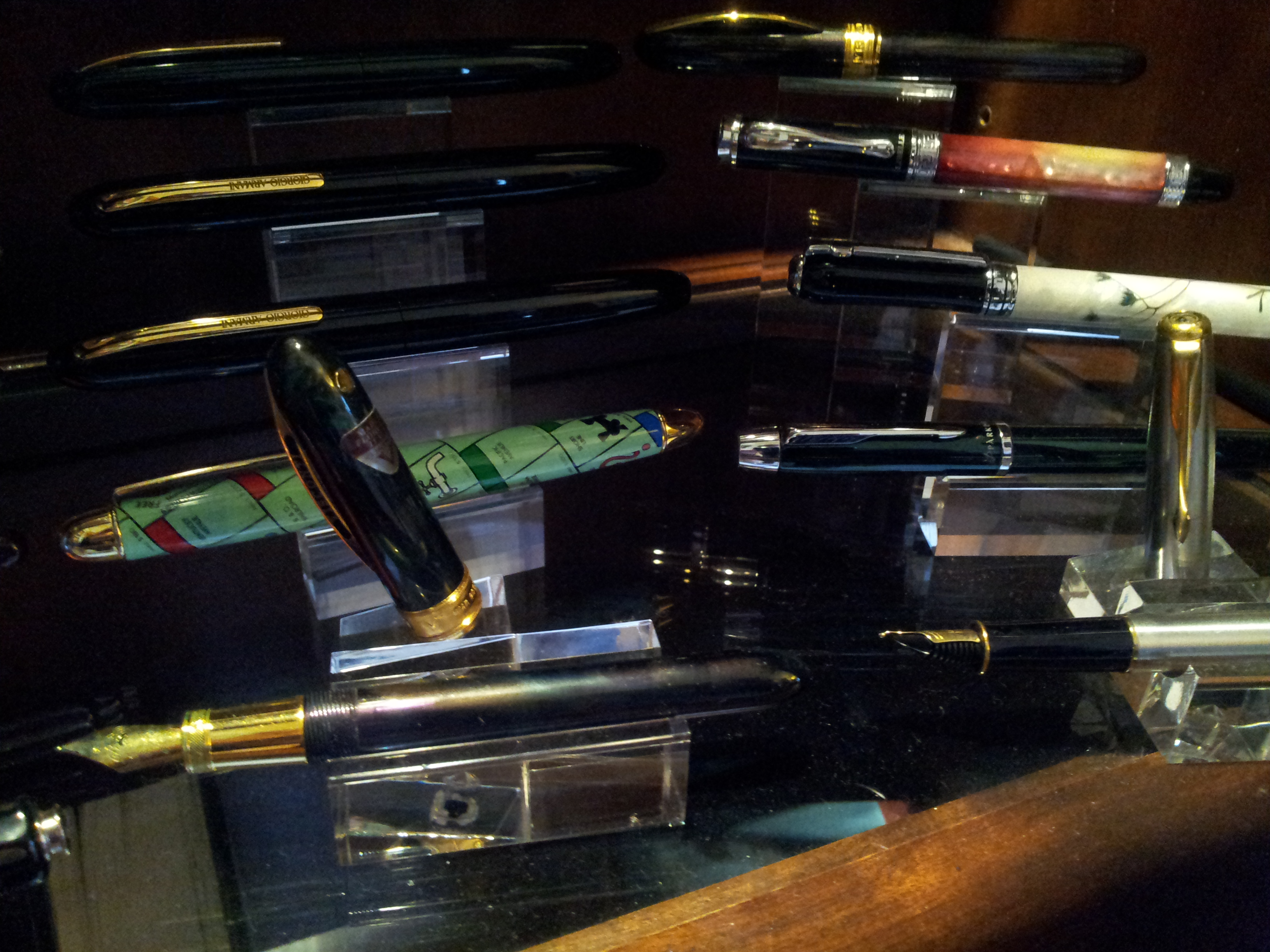 Partial Fountain Pen Collection - Joshua Kennon 6