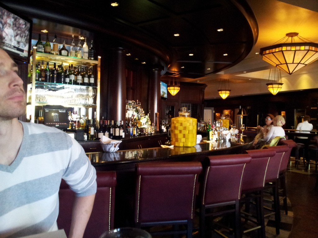 Capital Grille Kansas City Bar