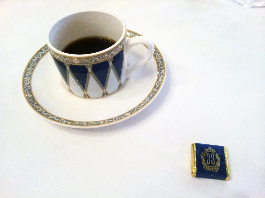 Club 33 Coffee and Chocolate Mint