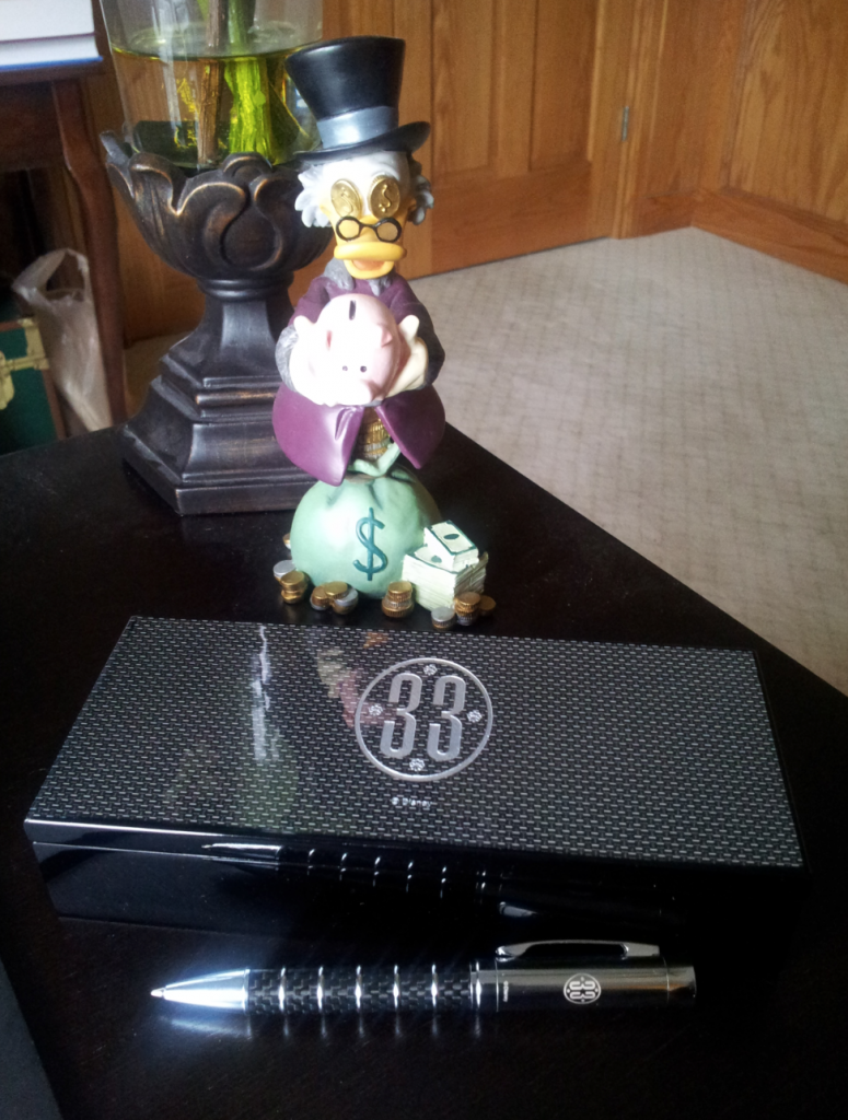 Club 33 Pen Set