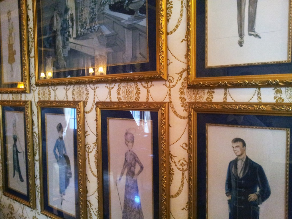 Club 33 Wallpaper and Artwork