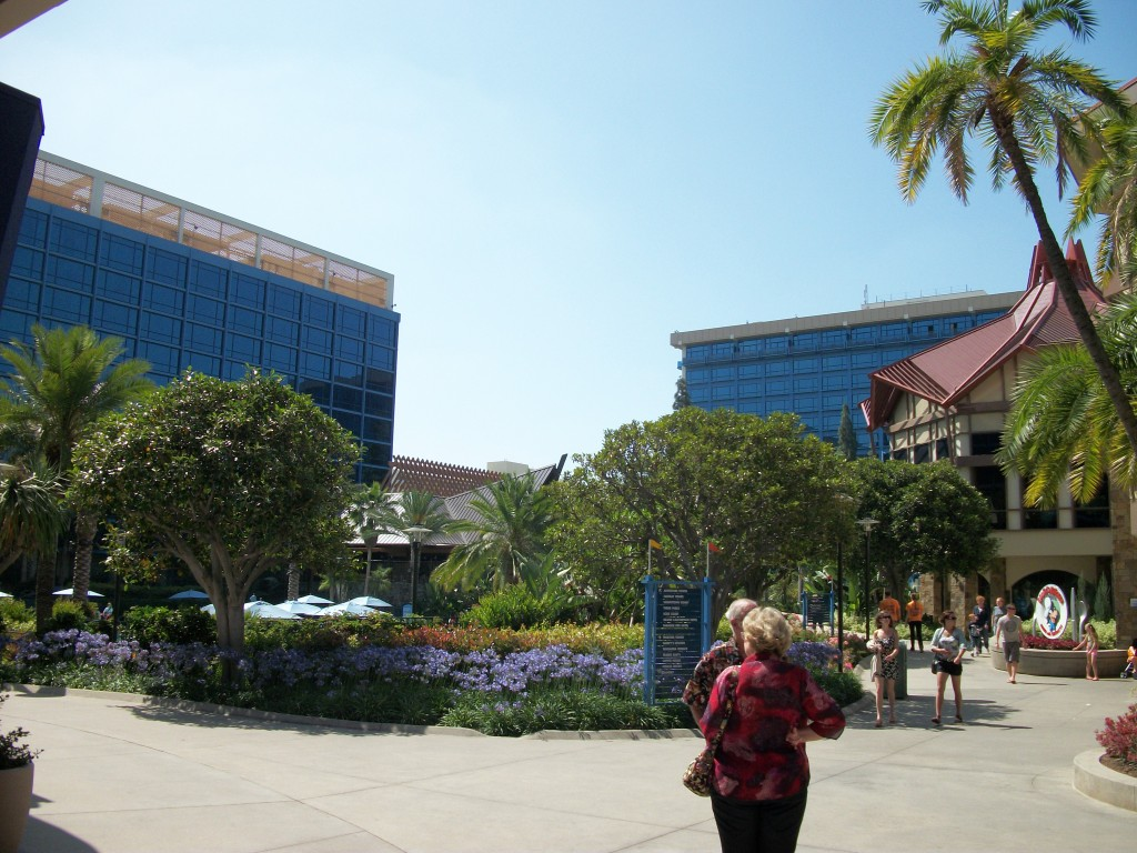 Disneyland Hotel Steakhouse 55