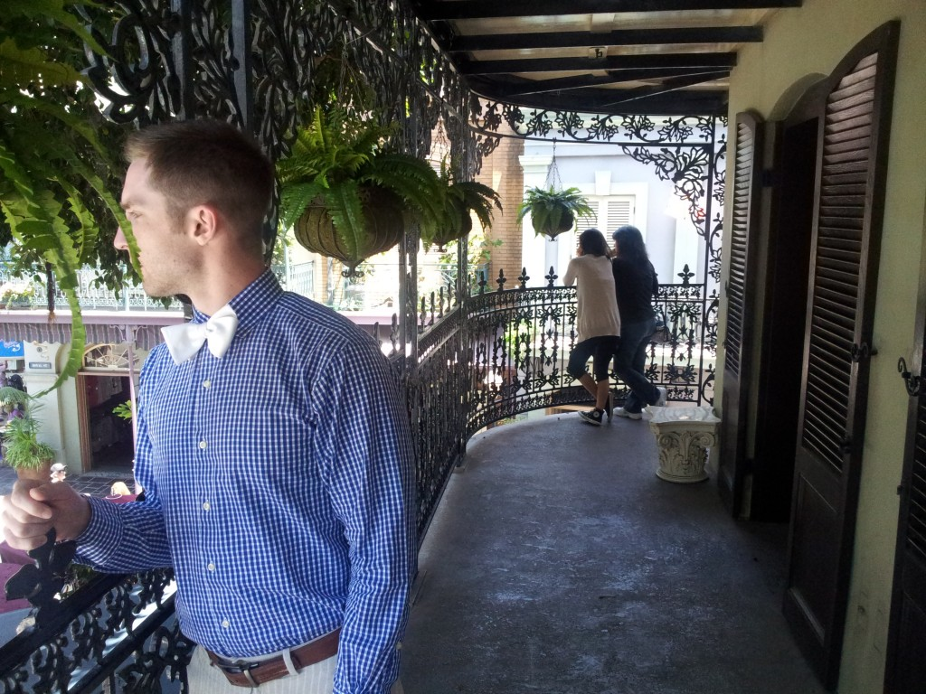 More Club 33 Balcony Pictures