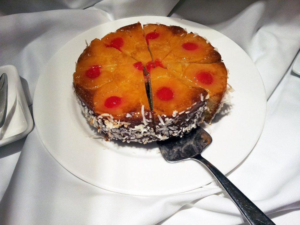 Pineapple Upside Down Cake Club 33 Disneyland