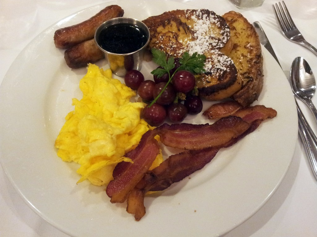 Steakhouse 55 French Toast