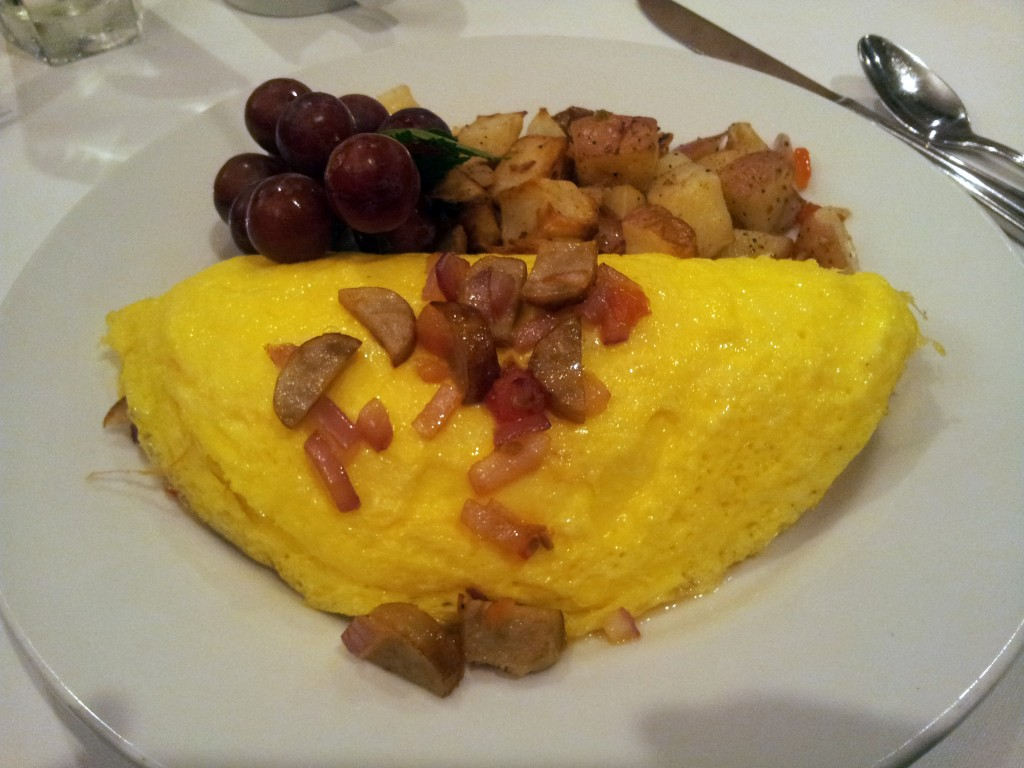 Steakhouse 55 Omelette