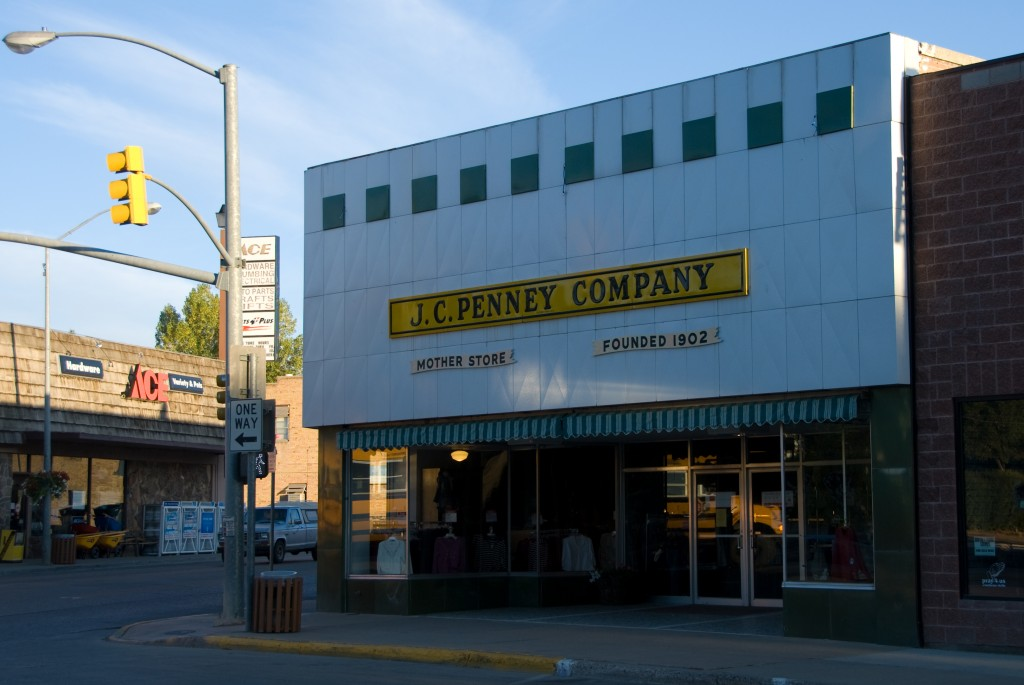 The Original JC Penney Store