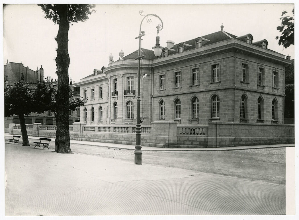 Anglo Swiss Condensed Milk Company Headquarters