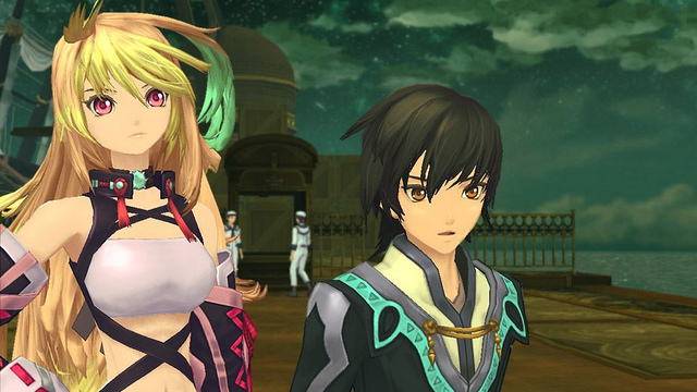 Tales of Xillia Jude and Maxwell