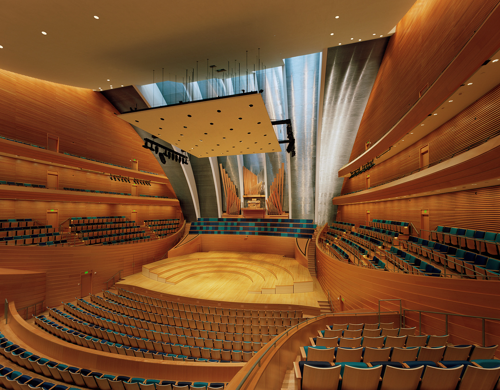 Helzberg Hall Kansas City Symphony