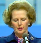 Merry Christmas Maggie Thatcher