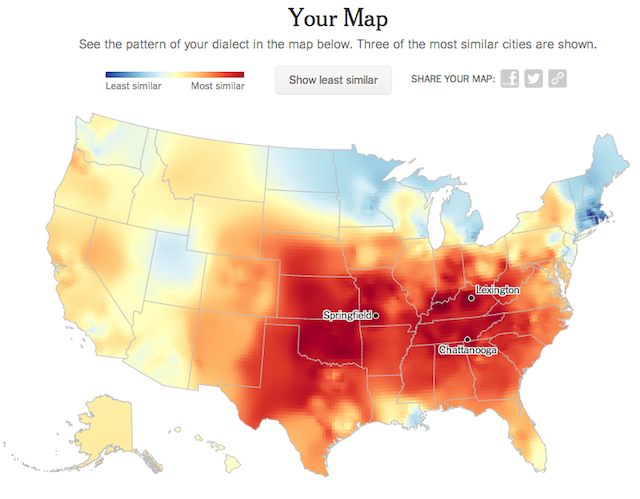 My Speech Dialect