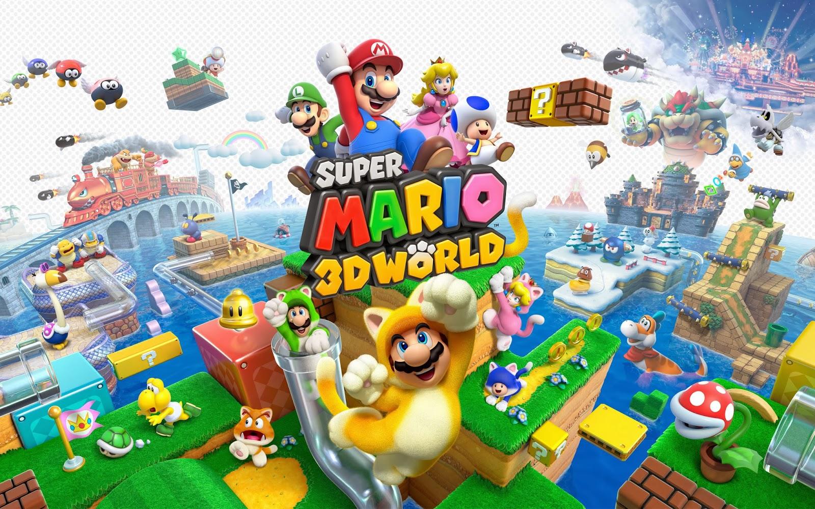 Super Mario 3D World Large