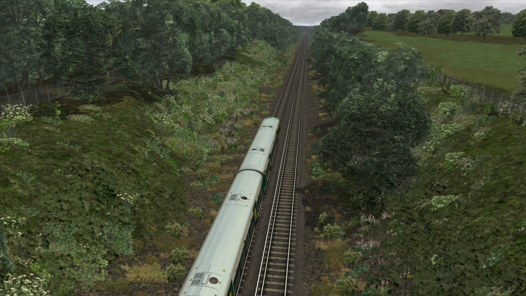 Train Simulator Joshua Kennon