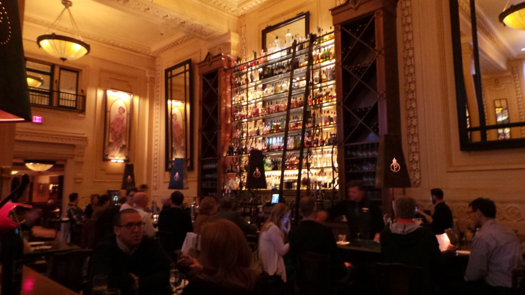 Pierpont's Restaurant Bar in Union Station Kansas City