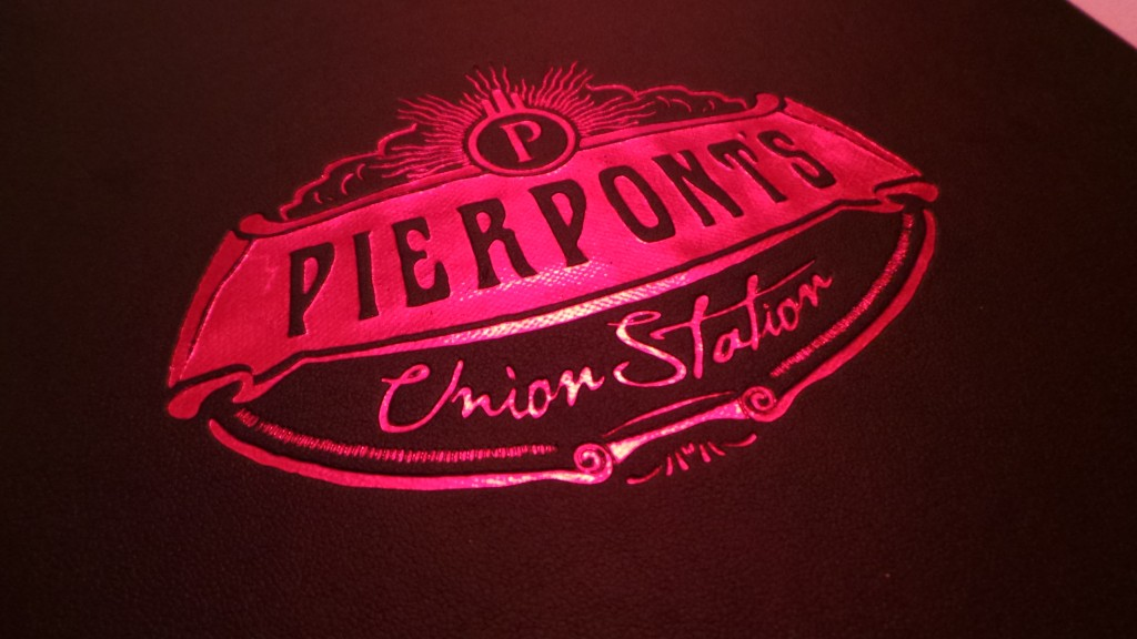 Pierpont's Union Station Restaurant Kansas City