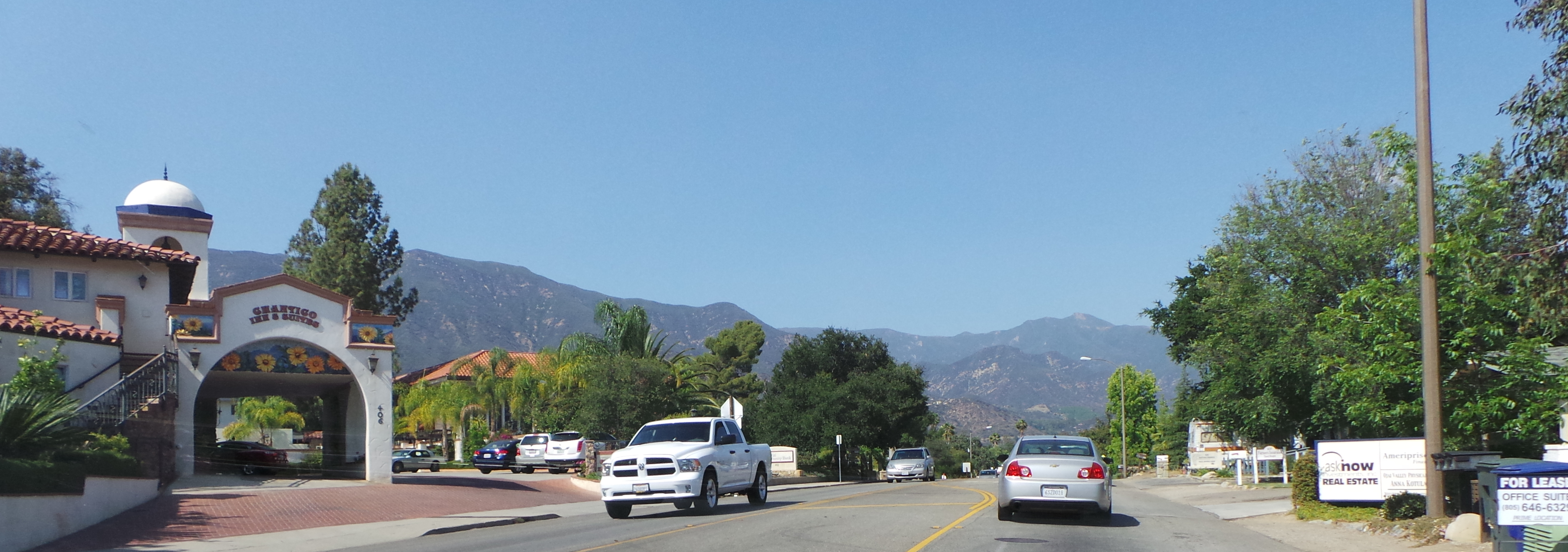 In Ojai Itself