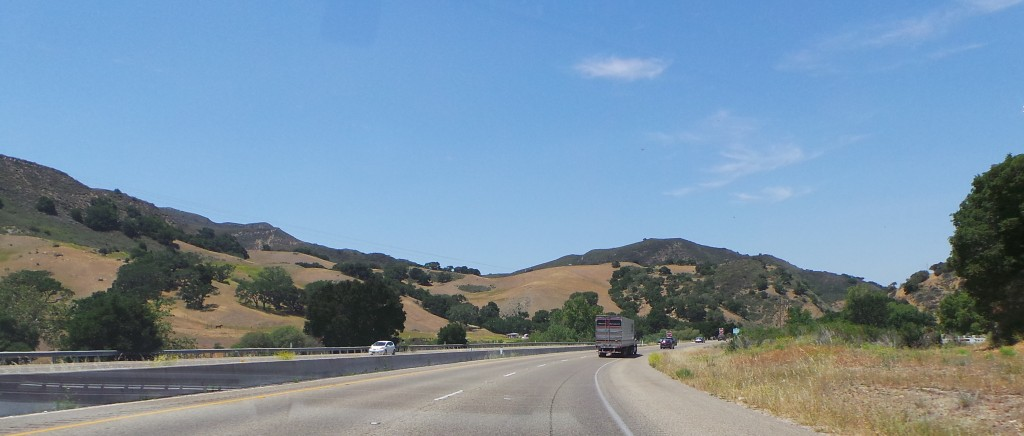 More Driving to Solvang California