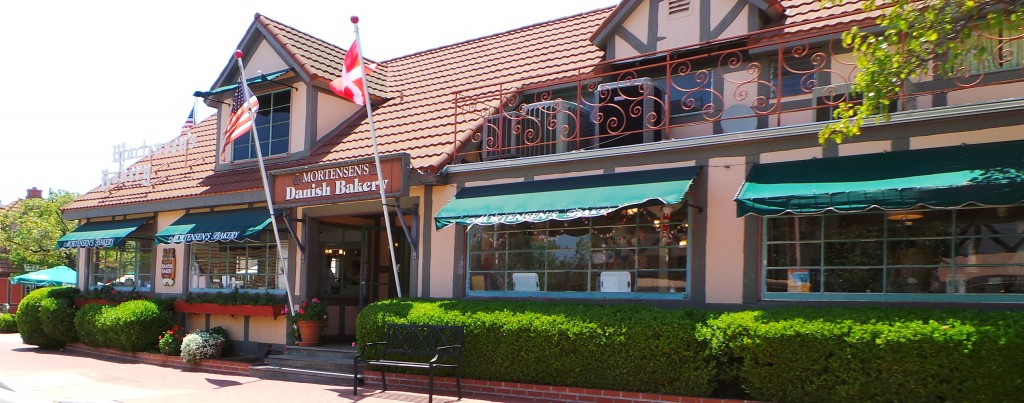 Mortensen's Danish Bakery Solvang