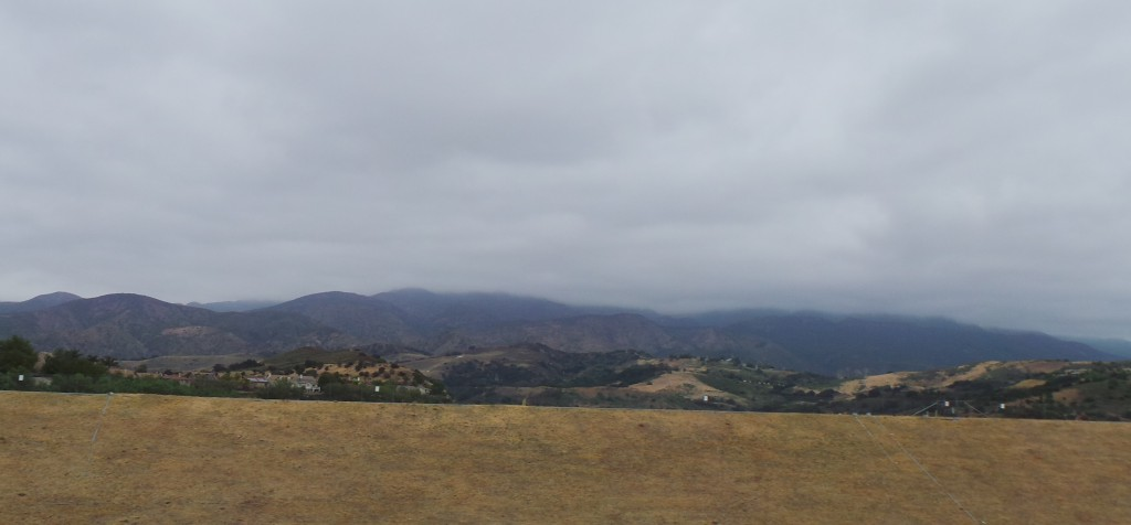 Mountains Around Rancho Santa Margarita