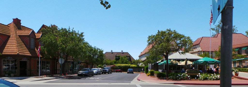 Solvang Streets