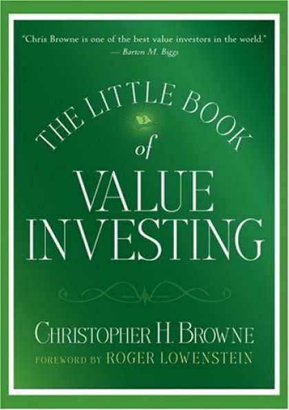 Christopher Browne Little Book of Value Investing