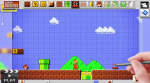 Build Your Own Mario Game Mario Maker for Wii U