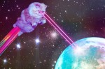 Space Cats with Lasers