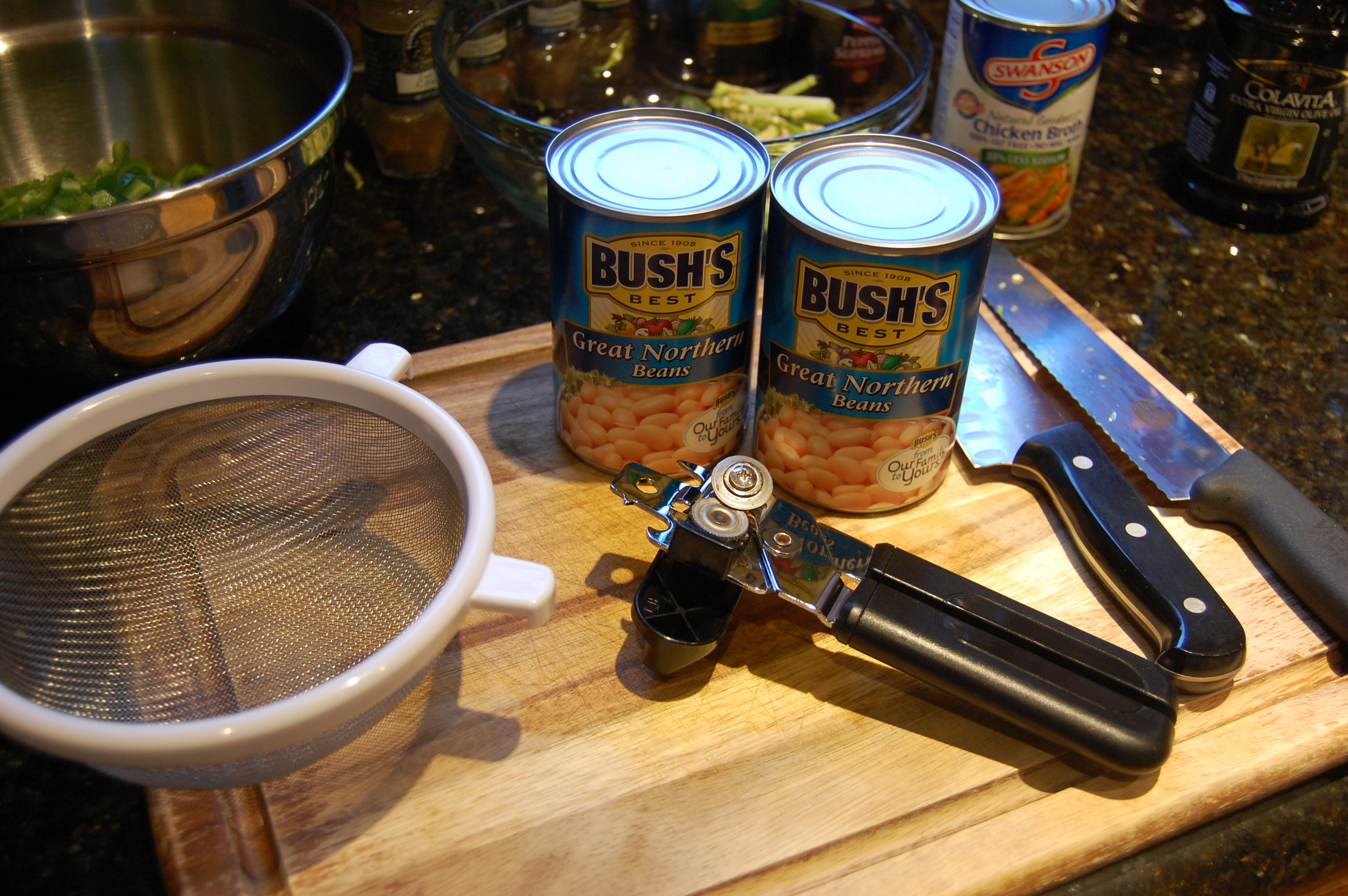 Great Northern Beans for White Chicken Chili Recipe