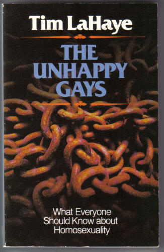 Tim LaHaye The Unhappy Gays