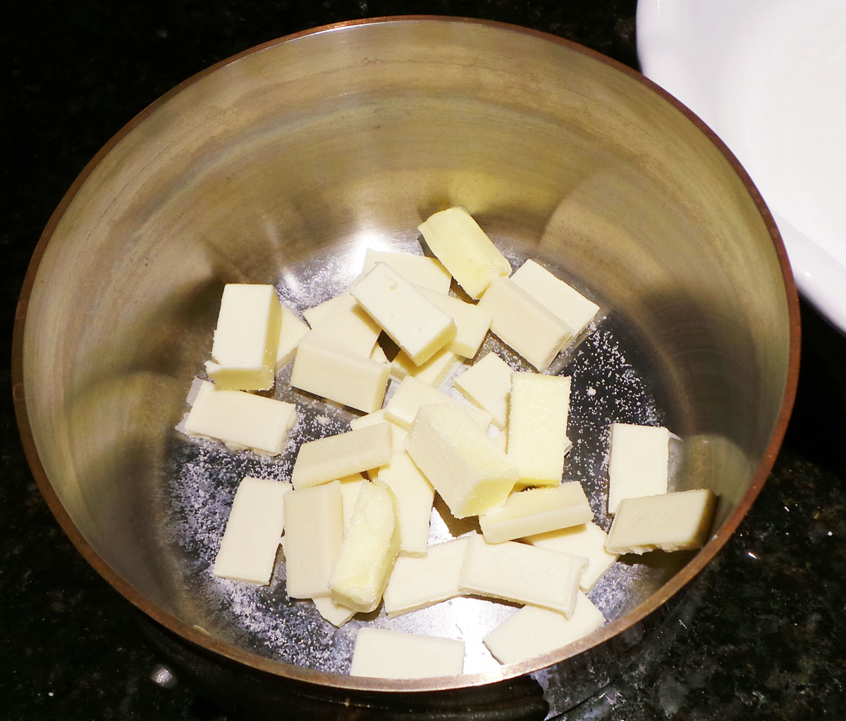 White Chocolate Butter and Salt